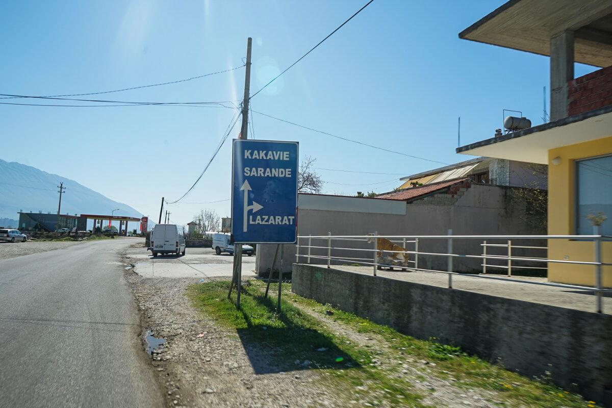 Lazarat Albanien Drogen