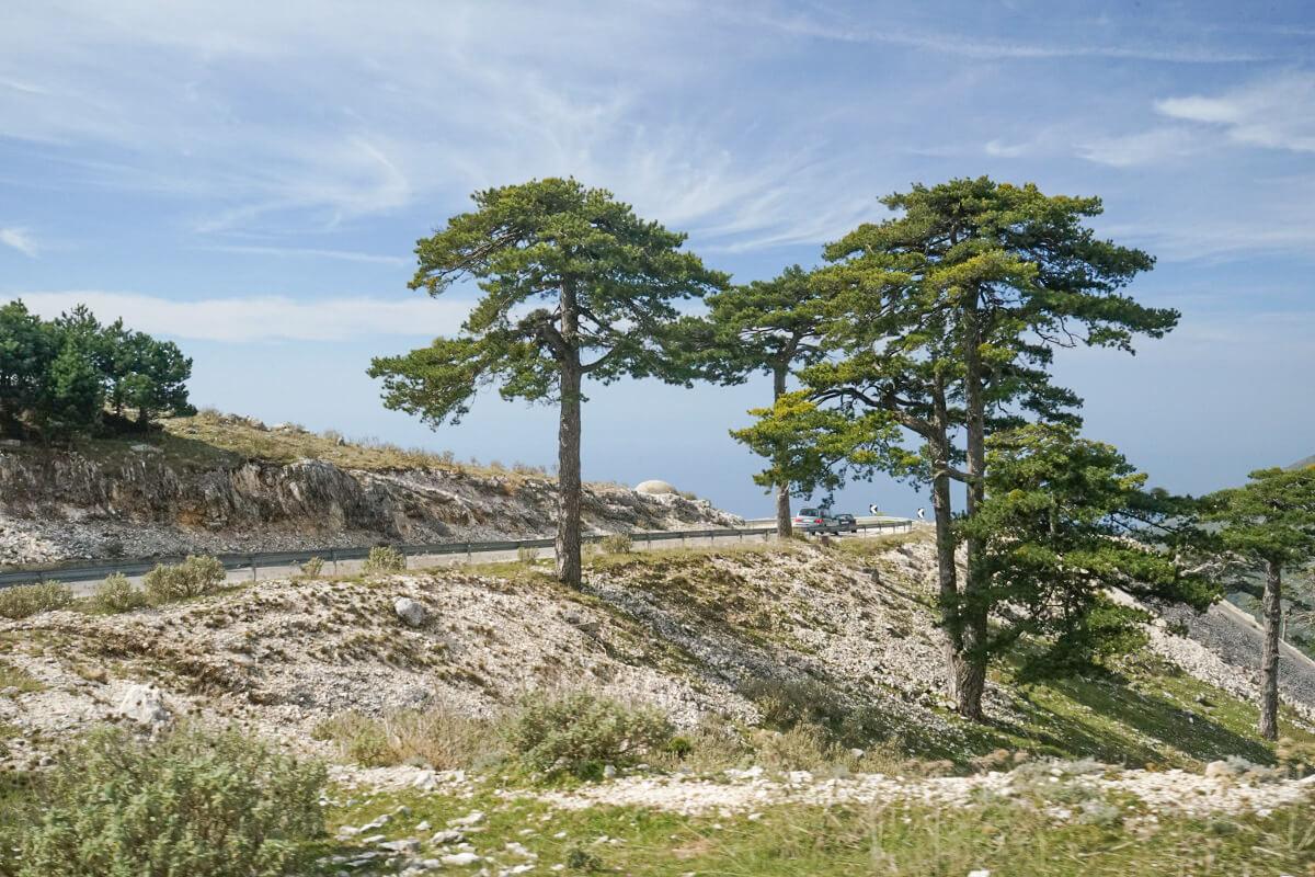Llogara-Pass, Albanien Reisen