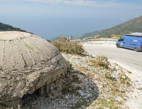 Mit dem Camper durch Albanien