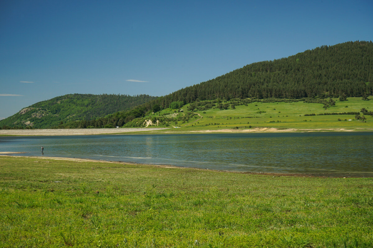 Batak See in Bulgarien - Idylle pur!