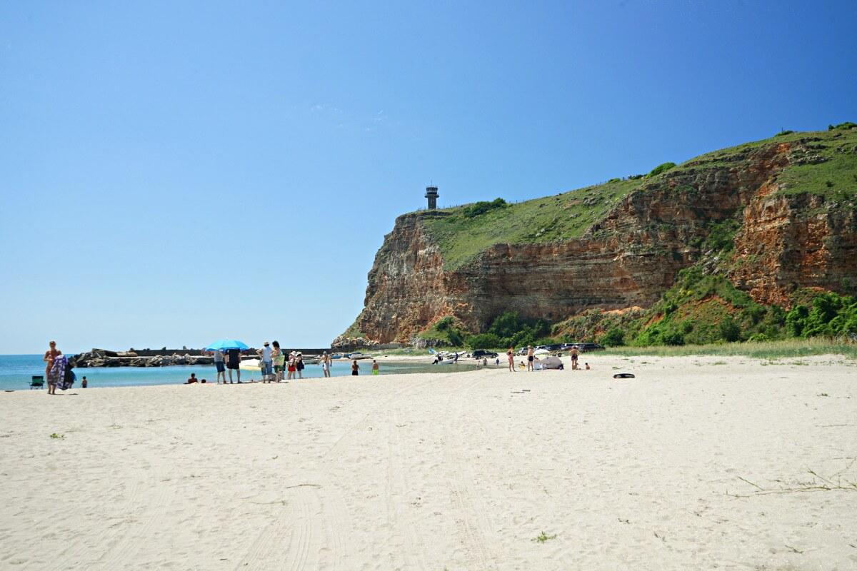 Schönster Strand Bulgariens