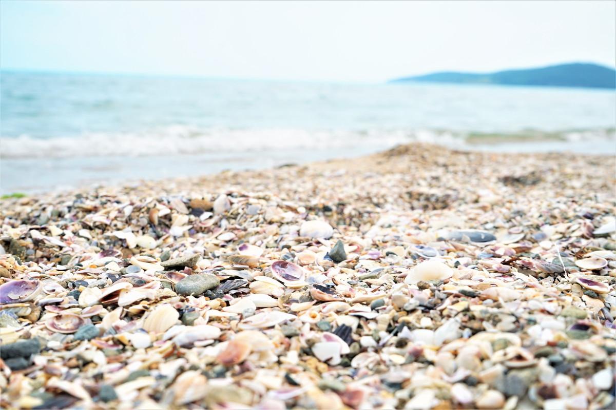 Bulgarien Strand Schwarzes Meer