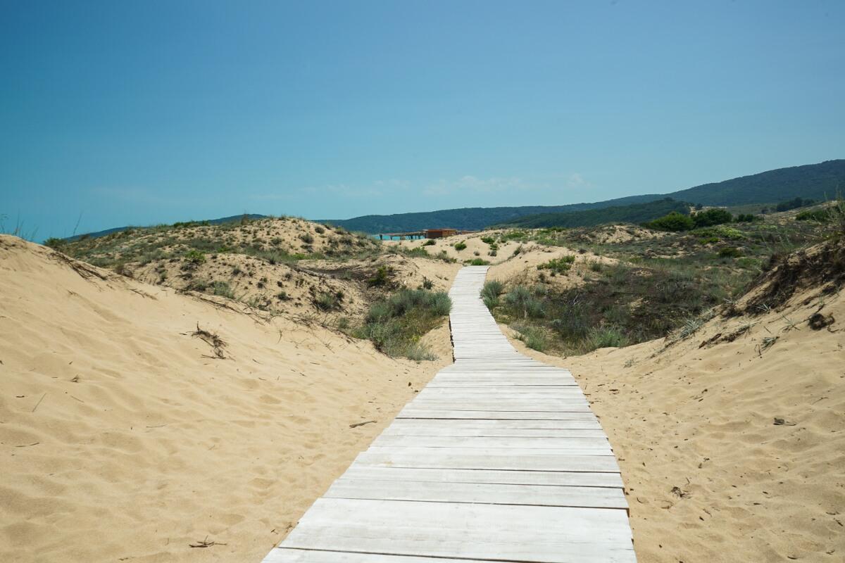 Bulgarien, Sand, Dünen