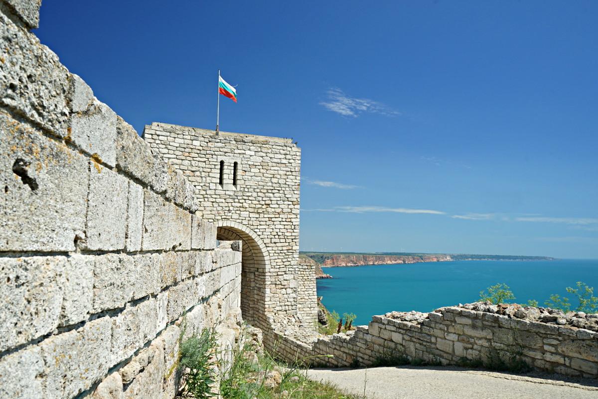 Bulgarien Norden Kap Kaliakra Festung