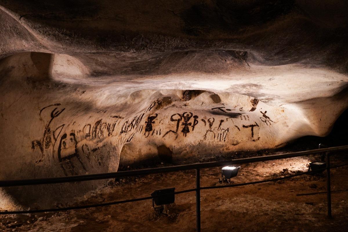 Malereien Magura Höhle, Sehenswürdigkeiten Bulgarien