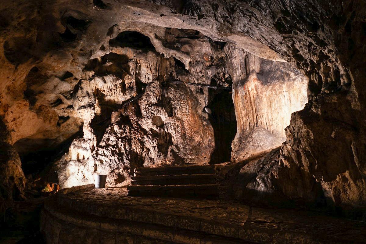 Fledermäuse in der Magure Höhle, Highlights Bulgarien
