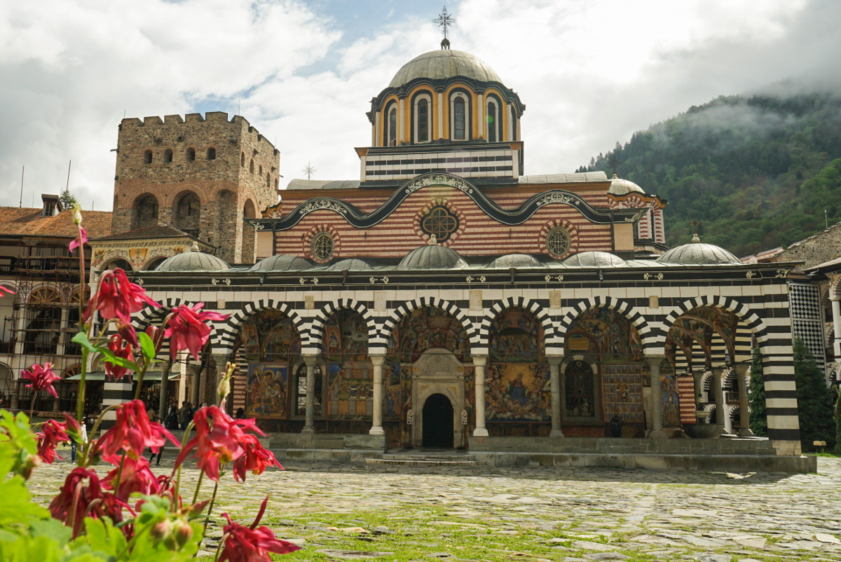 Rila Kloster, Rila Nationalpark, Bulgarien erleben
