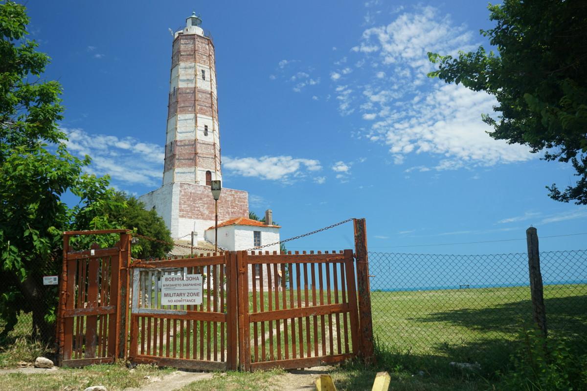 Shabla-Kap Leuchturm