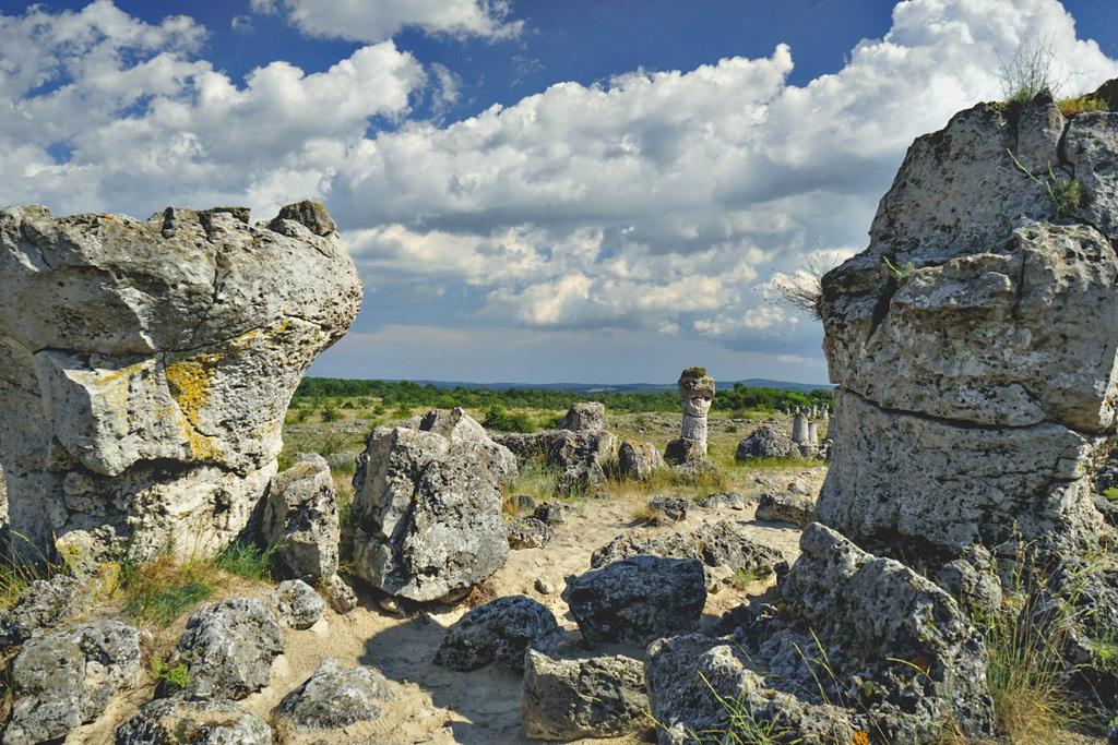 Steinwald in Bulgarien - Sehenswürdigkeit