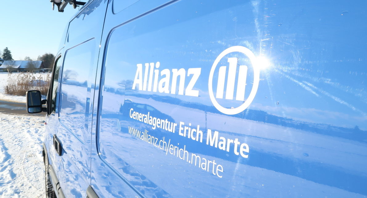 Allianz auf Campervan