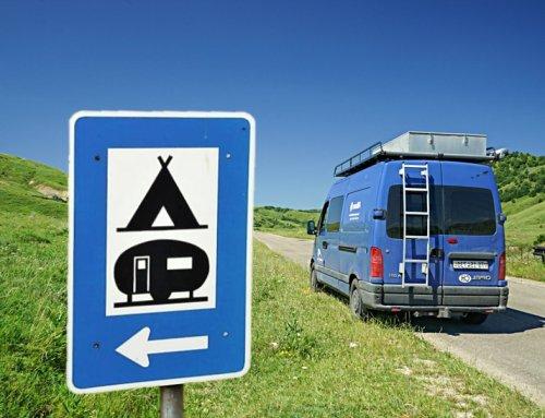 Campingplätze finden – Apps & Tipps
