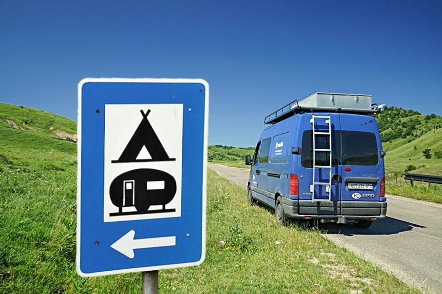 Campingplatz Suche