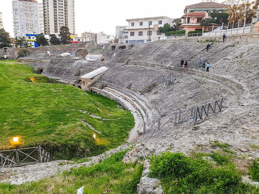 Durres, Albanien