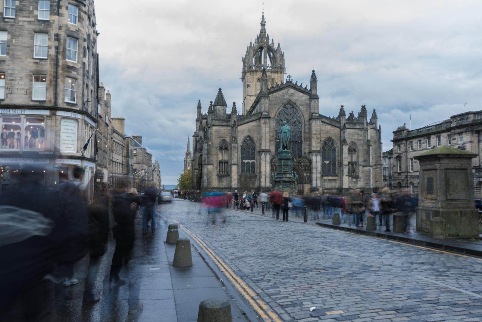 Kathedrale - Edinburgh