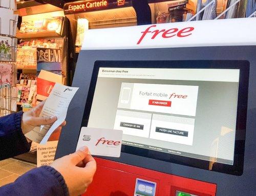 Free – die Prepaid SIM Karte in Frankreich