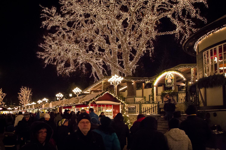 Weihnachtsstimmung in Göteborg -vonDavid Gebhardt