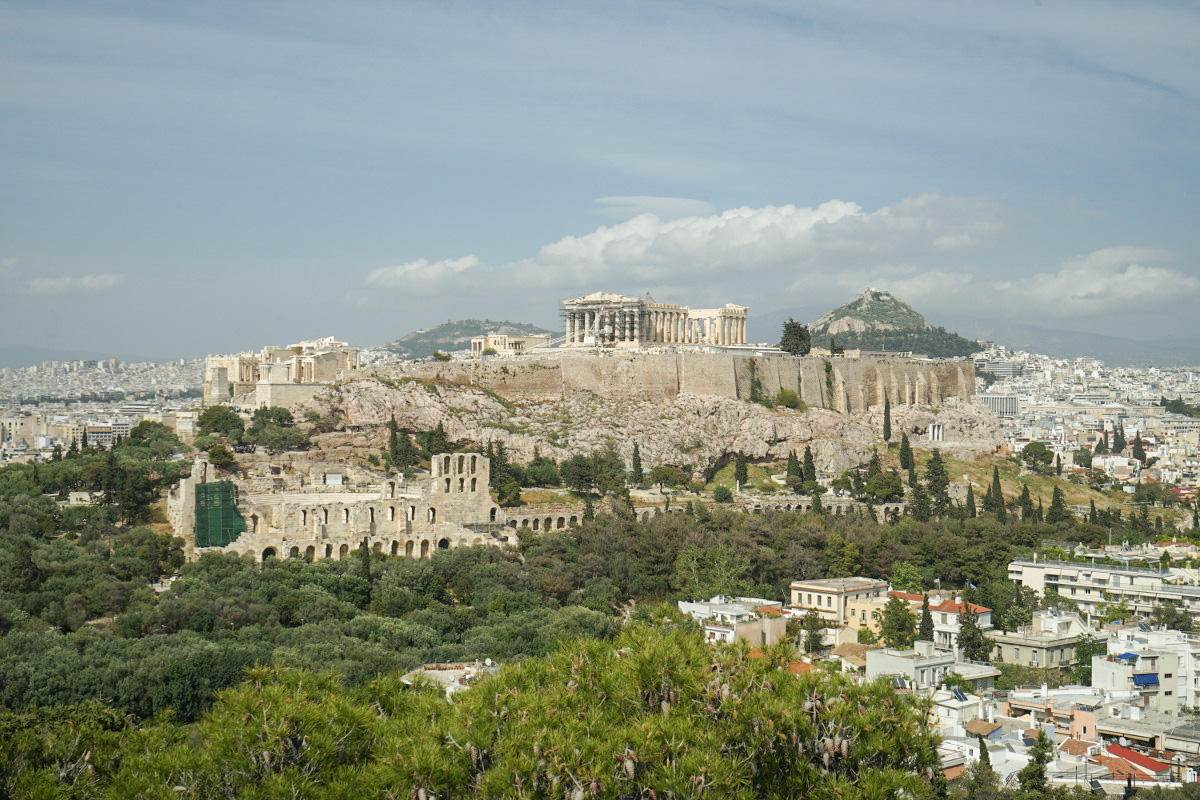 Athen, Akropolis, Griechenland