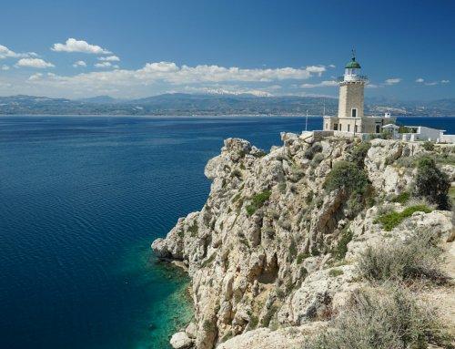 Mit dem Camper durch Griechenland