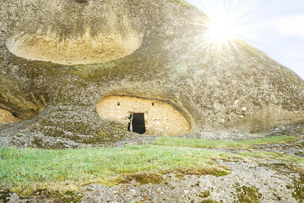 Meteora Klöster Höhlen in der Gegend - Öffnungszeiten