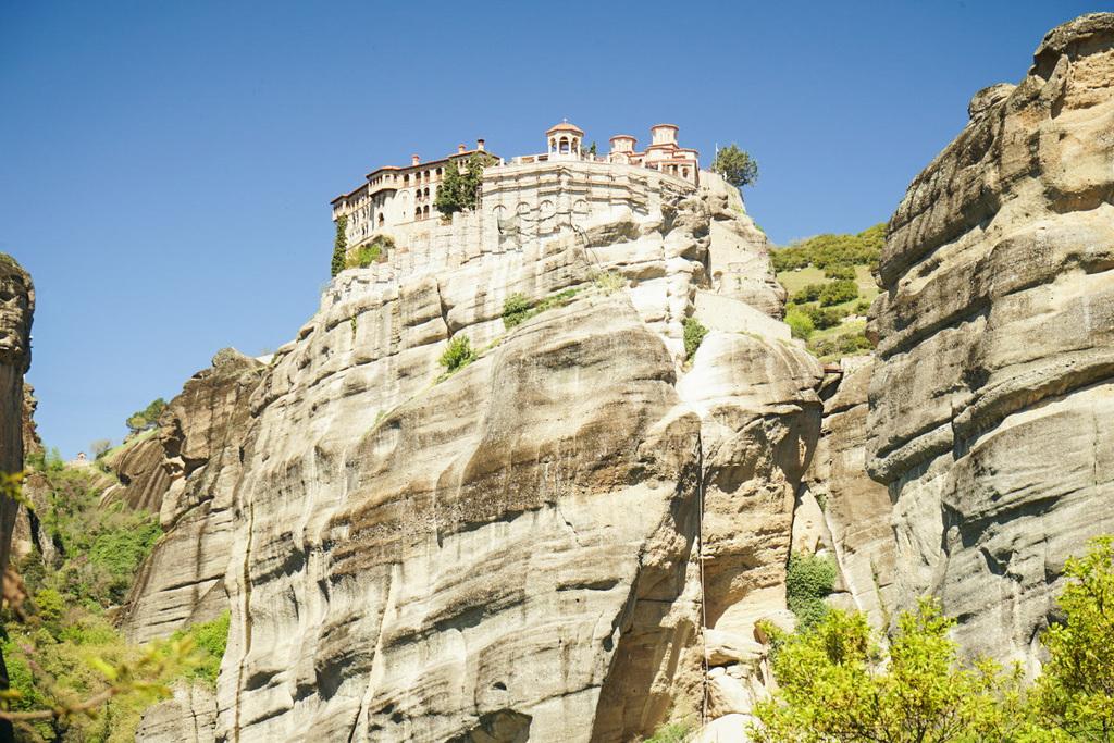 Kloster auf Fels, Meteora Klöster