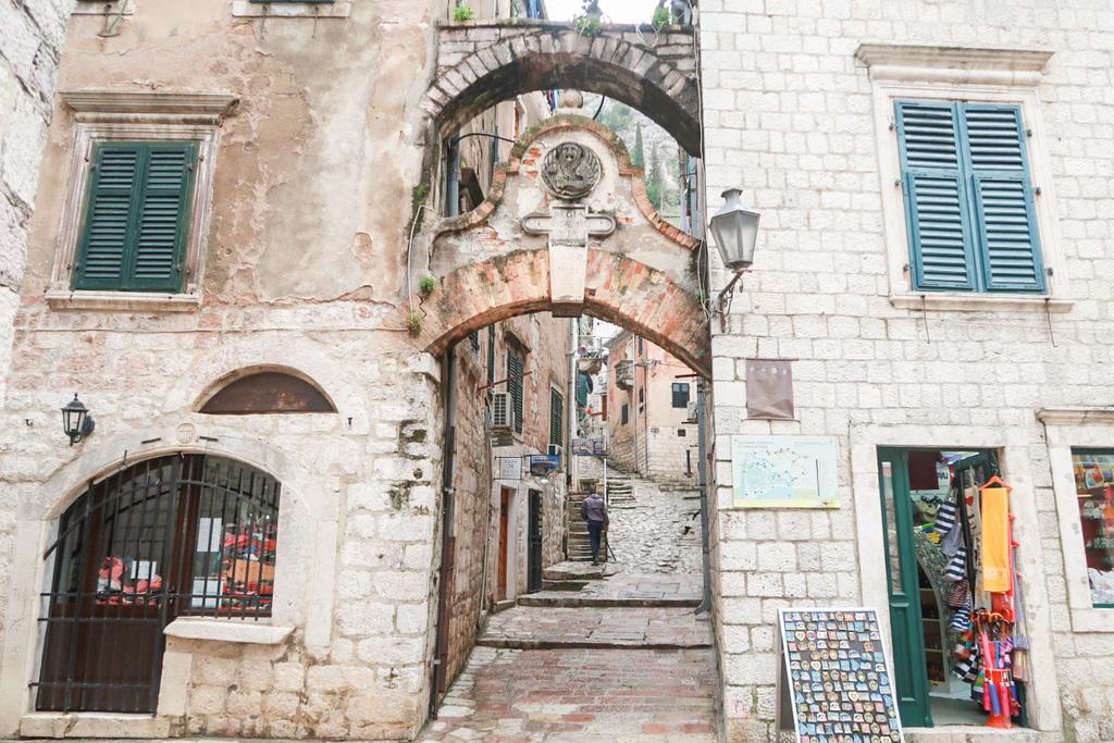 Kotor, Stadtbesichtigung, Montenegro