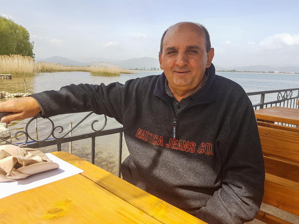 Interview mit einem Einheimischen: Sadula Alushi spricht über Mazedonien