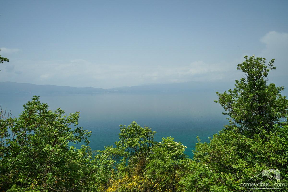 Ohridsee, Ausblick, Mazedonien Sehenswürdigkeiten