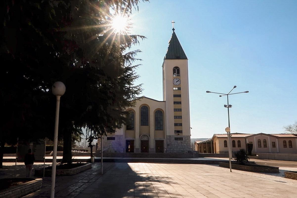 Kirche in Medgorje