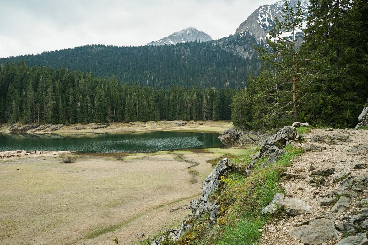 Wandern im Durmitor Nationalpark in Montenegro - Sehenswürdigkeiten Montenegro