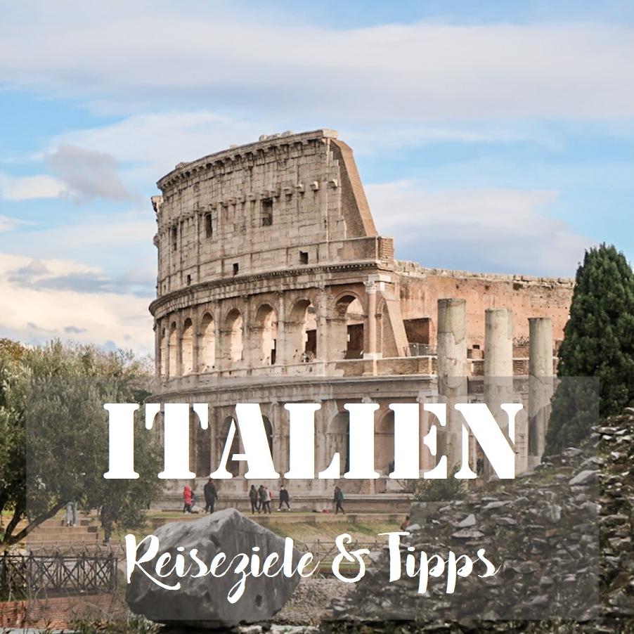 Italien: Reiseziele & Tipps
