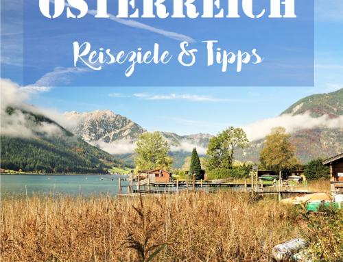Unsere 7 Österreich-Highlights für deinen Camping-Urlaub