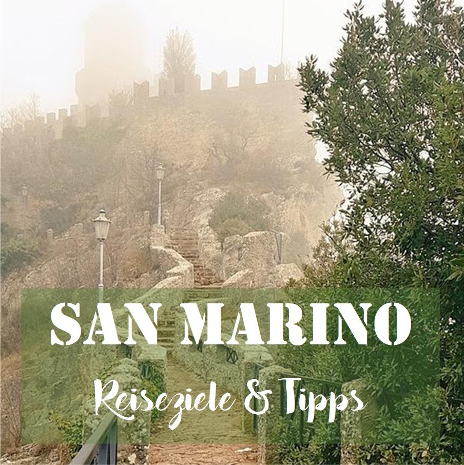 San Marino: Reiseziele & Tipps
