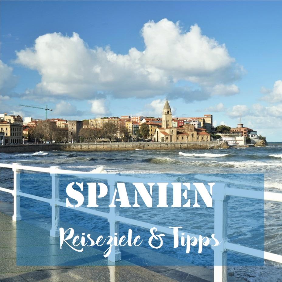 Spanien: Reiseziele & Tipps