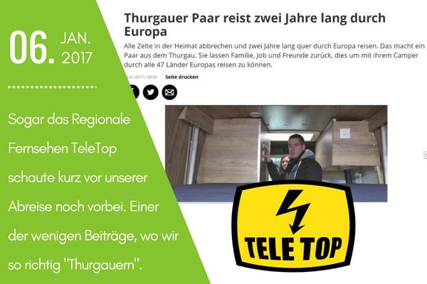 Tele Top Teleonline Schweiz Reisende