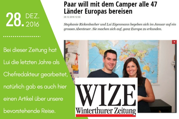 Winterthurer Zeitung online