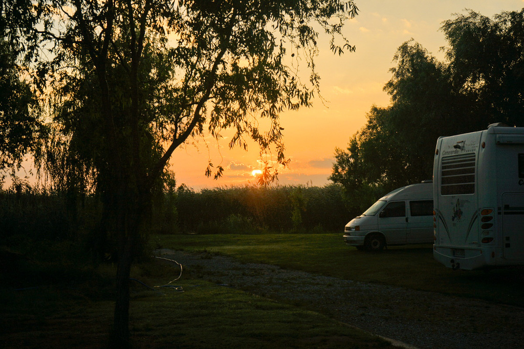 Camping Donaudelta Murighol Bootstour