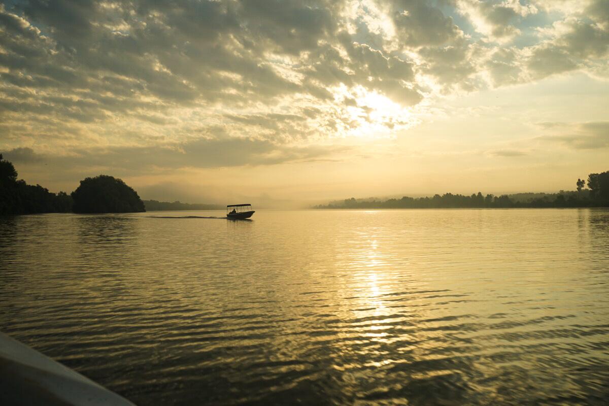 Donaudelta Bootstour um welche Tageszeit?