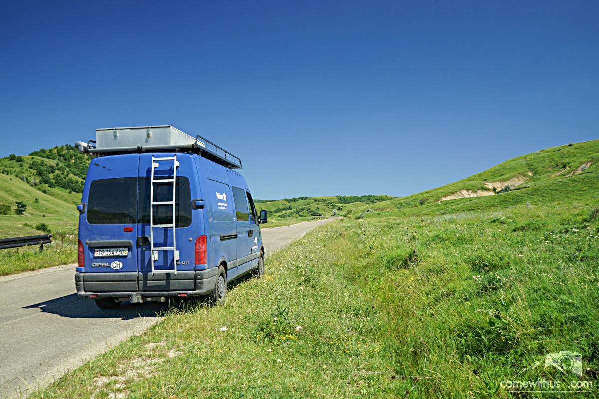 Camperreise Bulgarien - Camping - Roadtrip