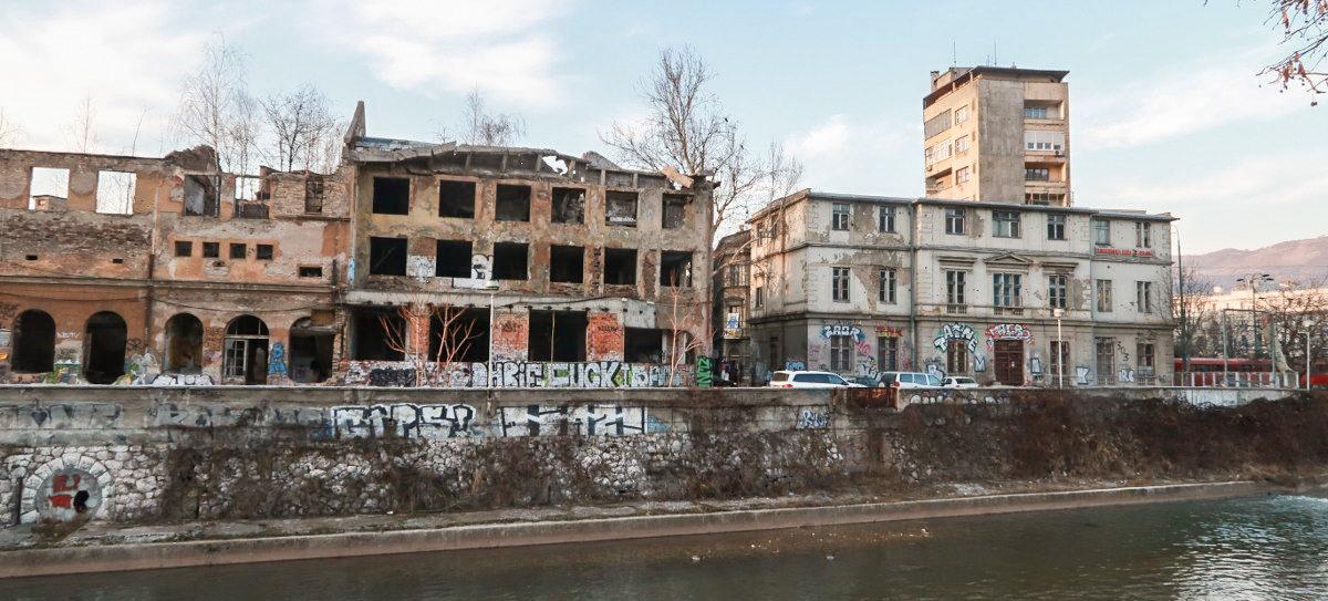 Krieg in Sarajevo