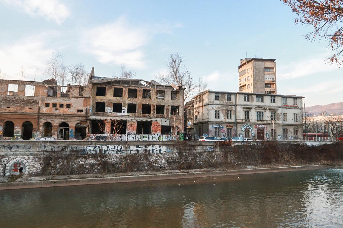 Spirit Walking Tour Sarajevo