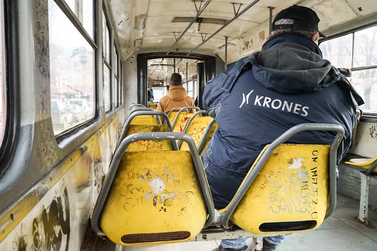 Im Tram