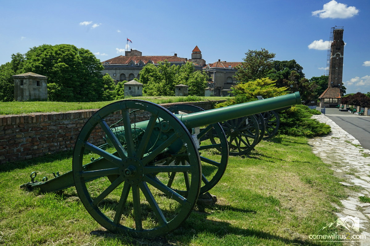 Militärmuseum Belgrad, Festung Belgrad, Sehenswürdigkeiten Belgrad