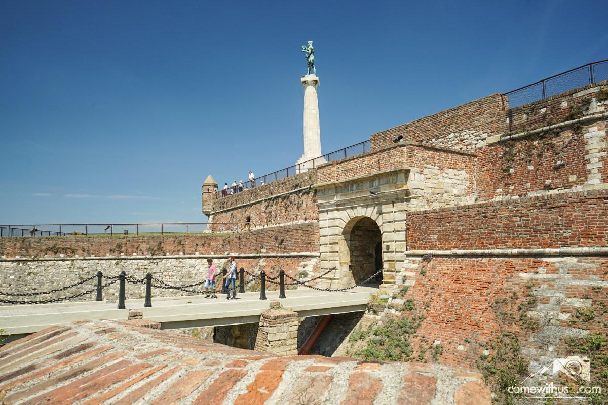 Festung Belgrad, Sehenswürdigkeiten Belgrad