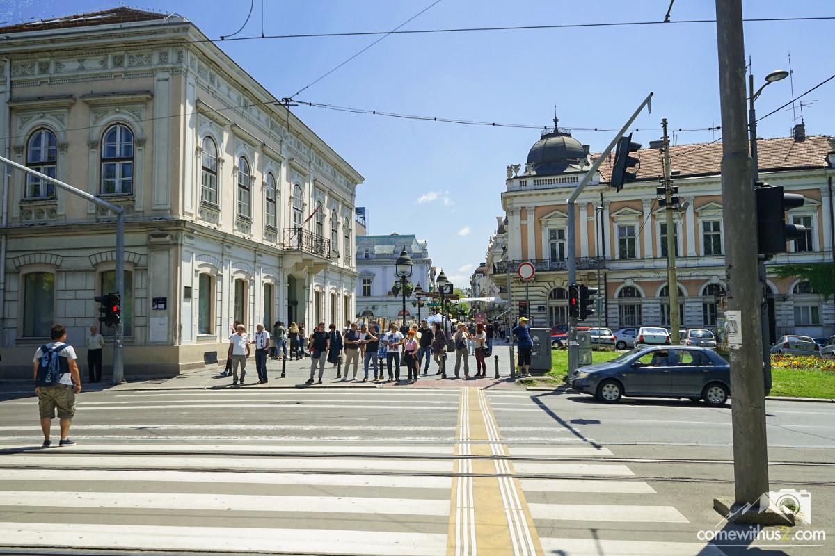 Shoppen Belgrad, Sehenswürdigkeiten Belgrad