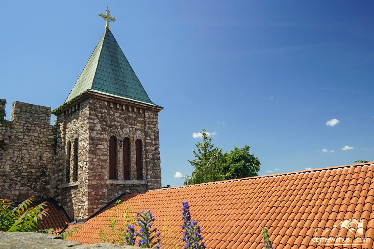 Serbisch-Orthodoxe Kirche in Belgrad, Sehenswürdigkeiten Belgrad