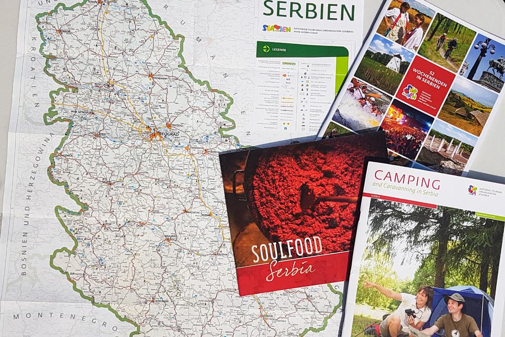 Serbien Tourism