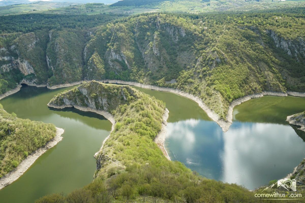 Uvac Canyon selber besichtigen