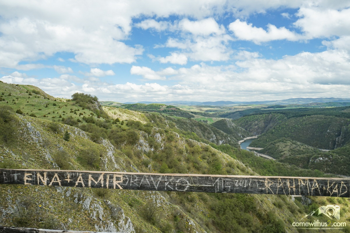 Uvac Canyon Serbien Highlight