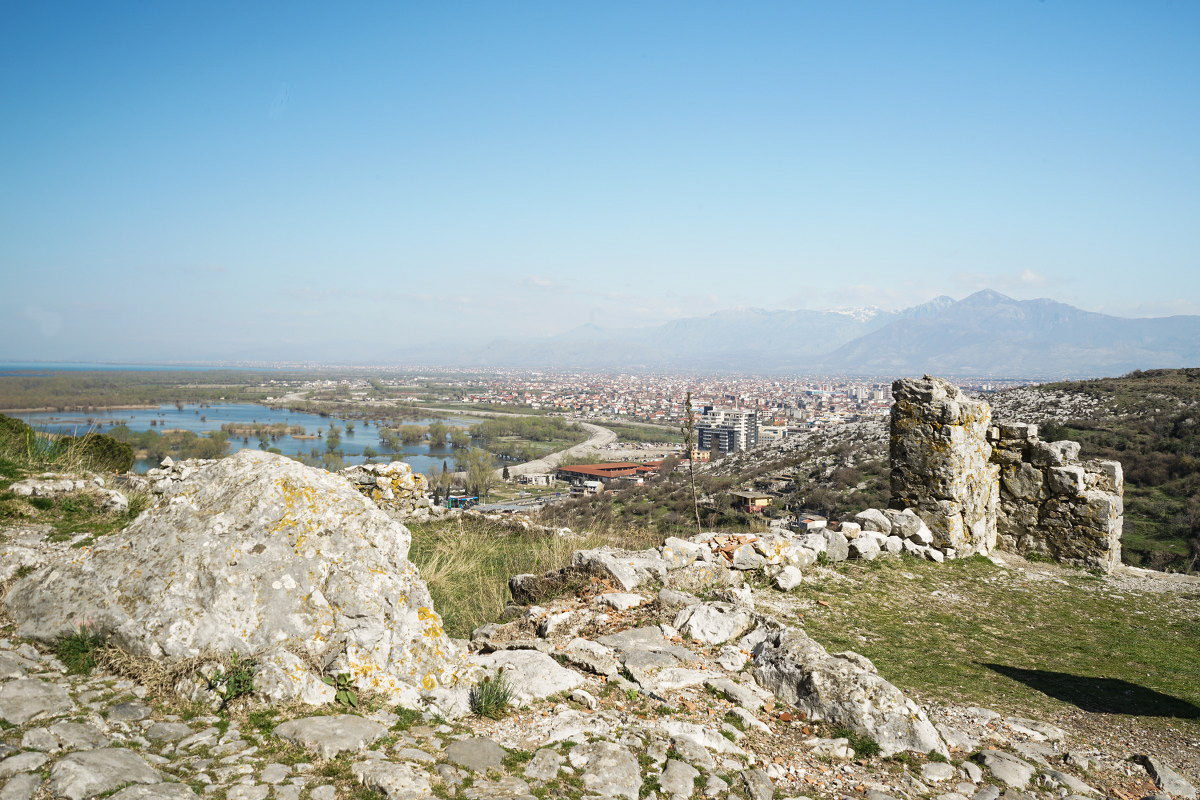 Shkoder, Reisen nach Albanien