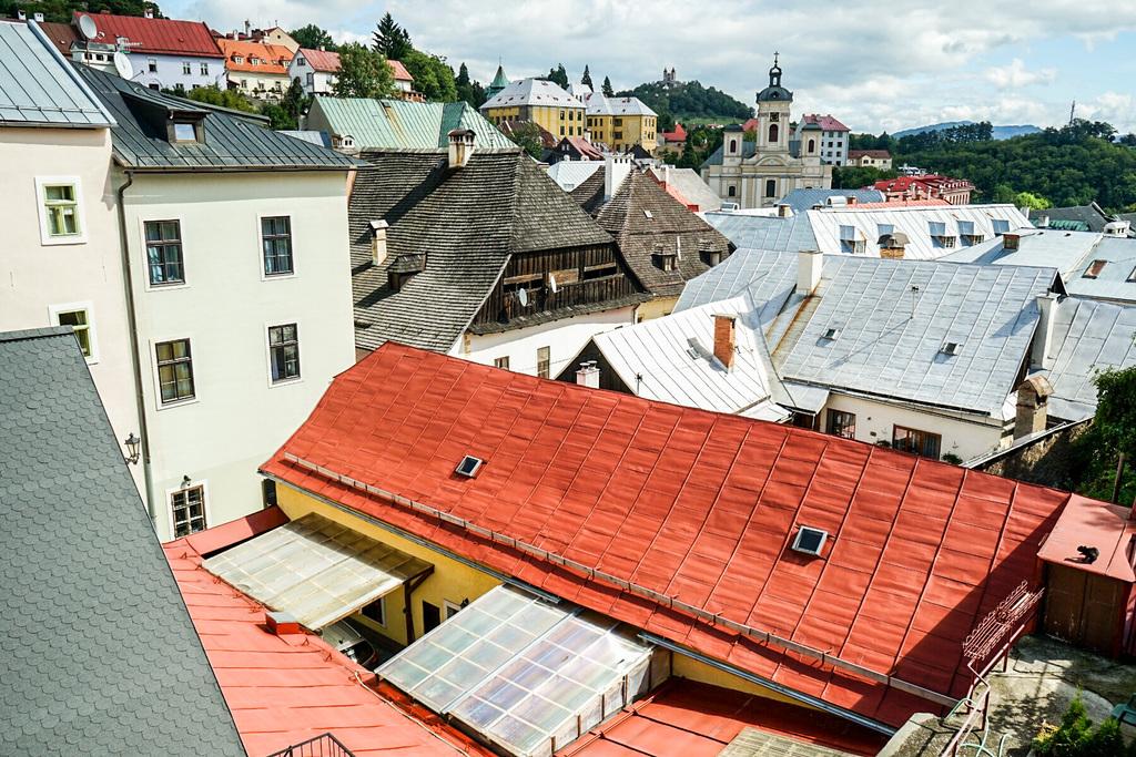 Slowakei: Ausflugsziel Banska Stivanica